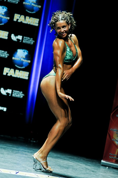 Annie Cap - Body Building Show