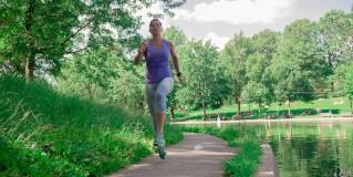 Running and posture!
