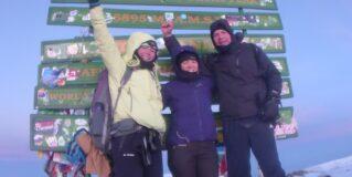 Kilimandjaro: Un exploit physique rempli d'émotions!