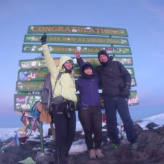 Kilimanjaro: A physical and emotional achievement!